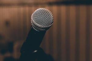 microphone, audio, voice